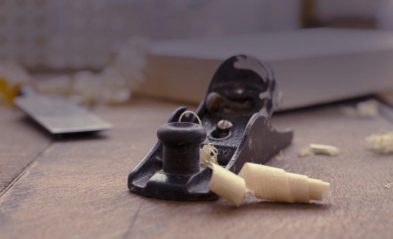 woodworking, shavings, planer
